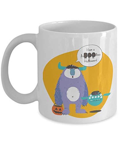 Dozili Funny Coffee Mug - Halloween Gift Mug,