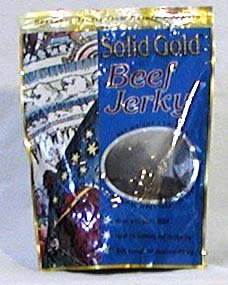 Beef Jerky Treats for Dogs - 10 oz