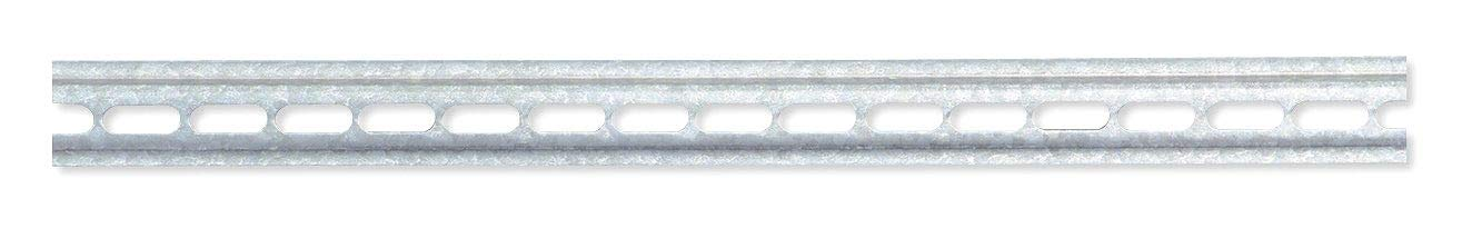 Square D Mounting Channel, Standard, 48.00'' Length, 0.81'' Width, 0.22'' Height - 9080GH148 ( Pack of 2 )