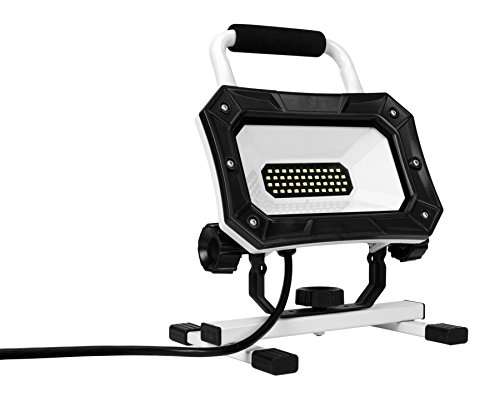 Performance Tool W2402 2,138LM Wide Angle SMD LED Work Light (200W Equivalent, 6ft Cord with Insulated On/Off Switch, Stand Industrial Working Light for Workshop, Construction Site and Garage by Performance Tool (Image #2)