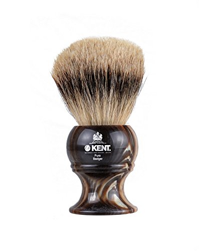 Kent Large Horn Shave Brush, Best - Brush Kent Shaving