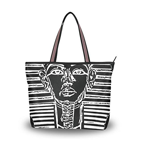 Tote Bag With Ancient Hand...