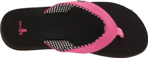 sandali delle rosa Stuoia yoga donne di di Sanuk YBwIx6zq