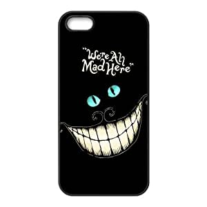 iPhone 5S Case ,iPhone 5 Case ,Alice in Wonderland Wallet Case for iPhone 5 5S,Case Cover Fit For Apple iPhone 5 5G 5S,TPU Screen Protector For Apple iPhone 5 5G 5S
