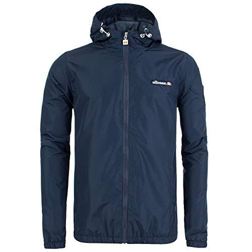 ellesse Men's Terrazzo Jacket, Blue, Medium