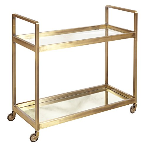 (Pulaski DS-D204-807 Modern Bar Cart)