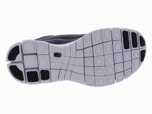 Nike Wmns Free 5.0+ Shield Women Laufschuhe purple dynasty-black-volt-violet frost - 36,5