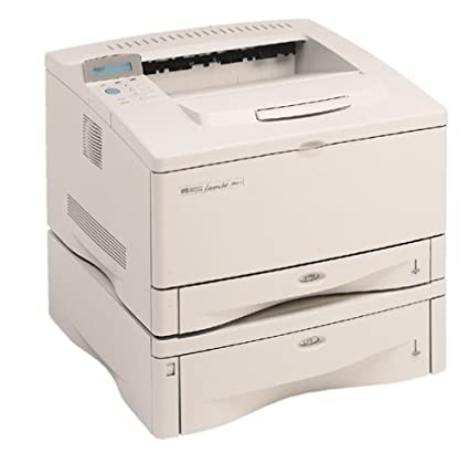 amazon com hewlett packard laserjet 5000n laser printer electronics rh amazon com HP Color LaserJet 4600Dn HP LaserJet 5100Le