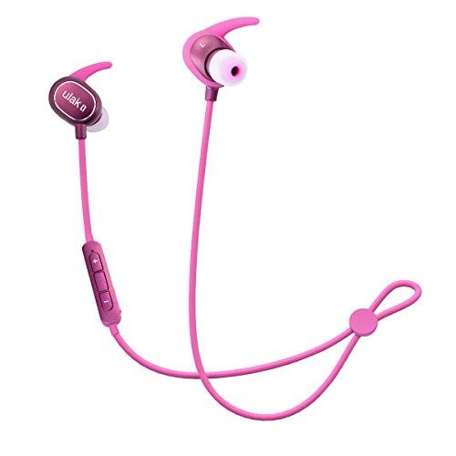 Bluetooth Headphones ULAK Cancelling Sweatproof