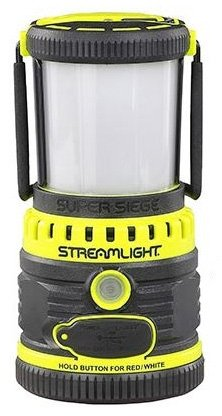 4. Streamlight Super Siege 120V AC - Yellow Lantern 44945