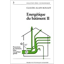 Energetique du batiment II