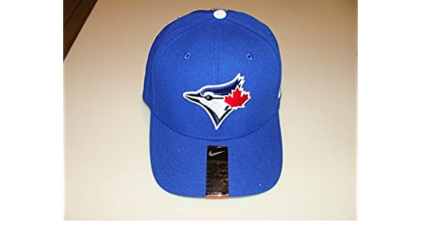 new concept b17cc c5542 Toronto Blue Jays Royal MLB Baseball Hat Cap Dri Fit Wool Classic Velcro  Adjustable One Size, Baseball Caps - Amazon Canada
