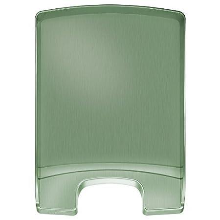 Leitz 52540069 Briefkorb Plus Style Briefkorb Plus Style A4 titanblau Polystyrol