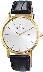Festina F6829/2 - Men's Watch, Stainless Steel, color: Black