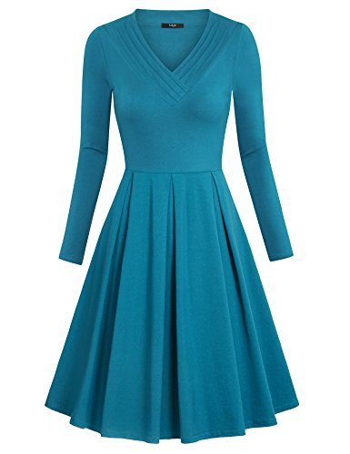Ruched Dress Color - 6
