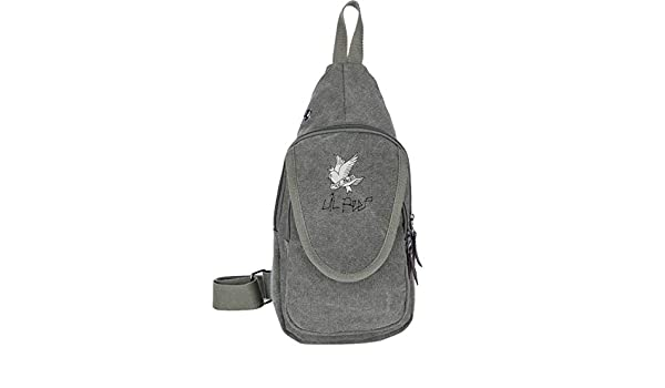 Shoulder Bag For All-Purpose Use Classic LilPeep Messenger Bag