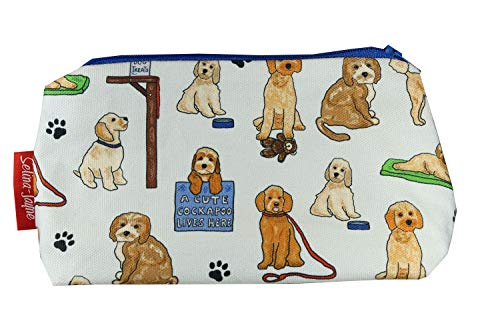 a44c80f51fbc Selina-Jayne Cockapoo Dogs Limited Edition Designer Toiletry Bag