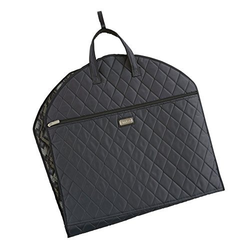 cinda b Slim Garment Bag, Python, One Size by Cinda b.