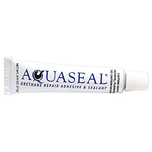 Gear Aid Aquaseal Urethane Repair Adhesive and Sealant 3/4 Ounce (2 Pk)