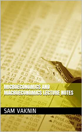Notes on advanced microeconomics