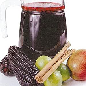 Maiz Morado Whole Purple Corn from Peru for Chicha Morada (14 oz)