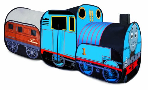 Review Playhut Thomas The Tank