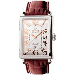 Gevril Men's 5005 Avenue of Americas Automatic Date Watch