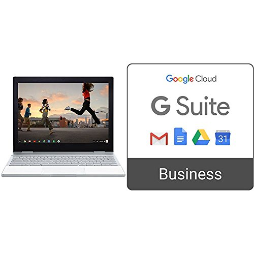 Google Pixelbook (i7, 16 GB RAM, 512 GB) + G Suite Business monthly subscription
