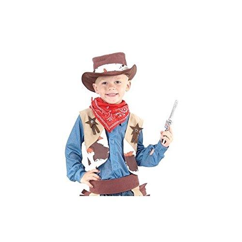 Disfraz de vaquero para niño  Amazon.es  Juguetes y juegos 126160c87b0