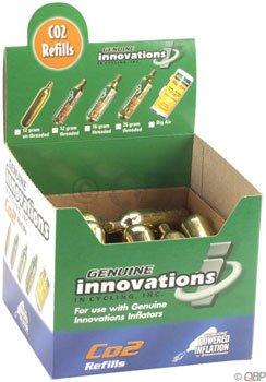 Innovations 16 Gram: Box of 20 Non-Threaded Cartridges - 16g Non Threaded Cartridges