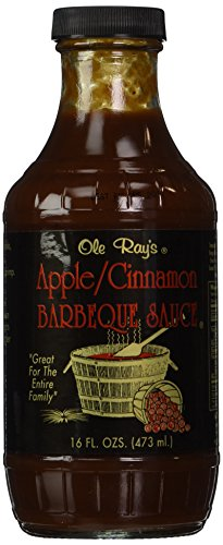 Ole Ray's Apple/Cinnamon BBQ Sauce