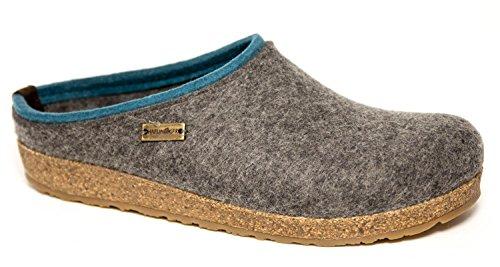 Pantofole Lana Art Cotta Grigio Haflinger In 7110564 Kris U8Uw4