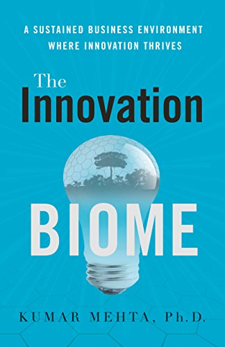 Amazon the innovation biome a sustained business environment the innovation biome a sustained business environment where innovation thrives by mehta phd fandeluxe Images