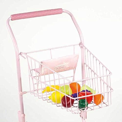 La Nina 65043 CARRO DE LA COMPRA CON FRUTAS Carlota Dolls /& Accessories Pink