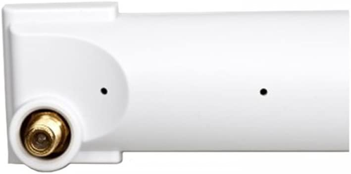 SN Rocket Single LNB LF-01 40mm Feed 0.1db Full HD 3D vergoldete Anschl/üsse