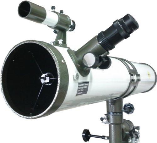 DynaSun 114x900 Genuine Professional Astronomical Telescope Equatorial Reflector Set