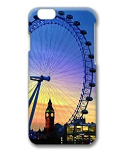 Armener Hard Protective 3D Iphone6 (4.7 inch) Case With Ferris Wheel-3