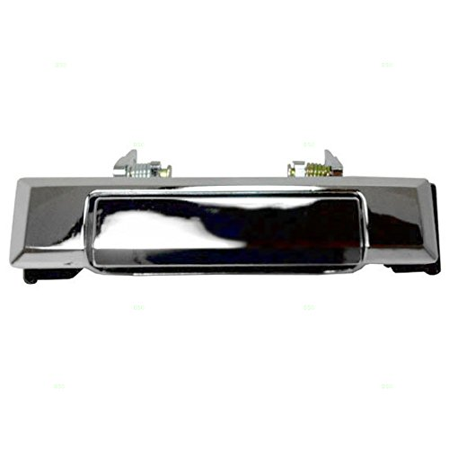 - Drivers Front Outside Chrome Door Handle Replacement for Toyota 4Runner Pickup Truck 69220-89109 AutoAndArt