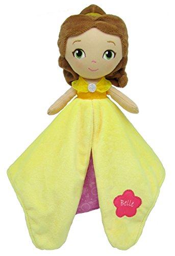 Disney Princesses Baby Blanket - Kids Preferred Disney Baby Disney Princess Belle Blanky & Plush Toy, 12