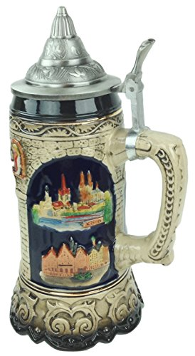 classic beer stein - 2