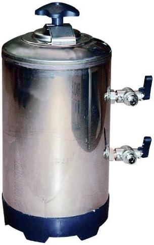 Agua nthärter descalcificador 16 litros – para cafetera expreso (BSP. Rancilio), lavavajillas, Acuario: Amazon.es: Productos para mascotas