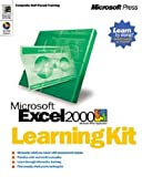 Microsoft Excel 2000 Learning Kit, Learnit Corporation Staff, 0735609144