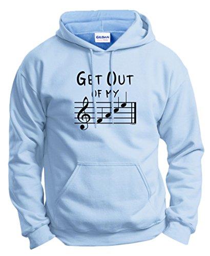 Funny Music Musical Hoodie Sweatshirt