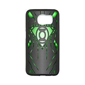 Samsung Galaxy S6 Cell Phone Case White Green Lantern NF6019730
