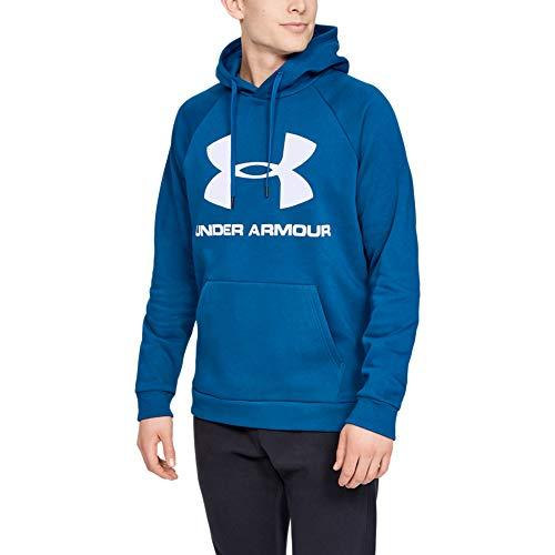 Under Armour Herren Oberteil Rival Fleece Sportstyle Logo Hoodie