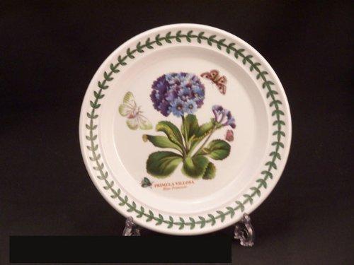 Portmeirion Botanic Garden Bread & Butter Plate(s) - Blue Primrose