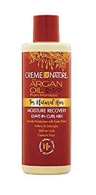 Creme of Nature Moisture Recovery Leave-In Curl Milk