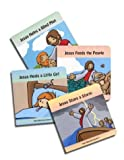img - for Stories of Jesus (Baby Bible Board Books Collection #1) book / textbook / text book