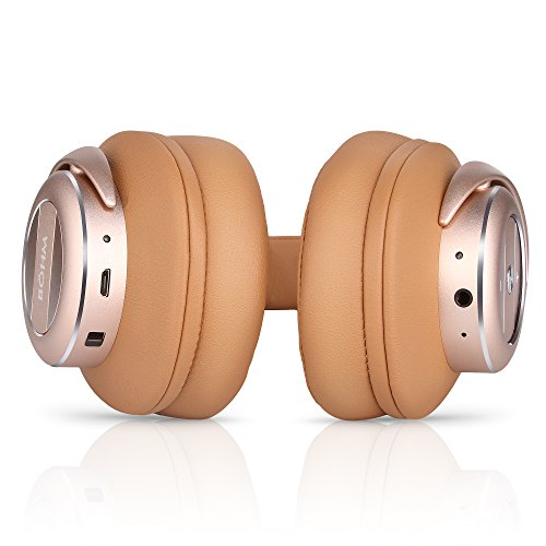 b hm wireless bluetooth headphones with active noise cancelling b76 earbuds shop. Black Bedroom Furniture Sets. Home Design Ideas