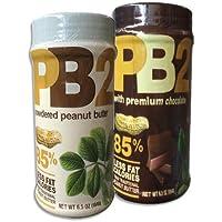 PB2 Original + PB2 Chocolate 2 x 184g